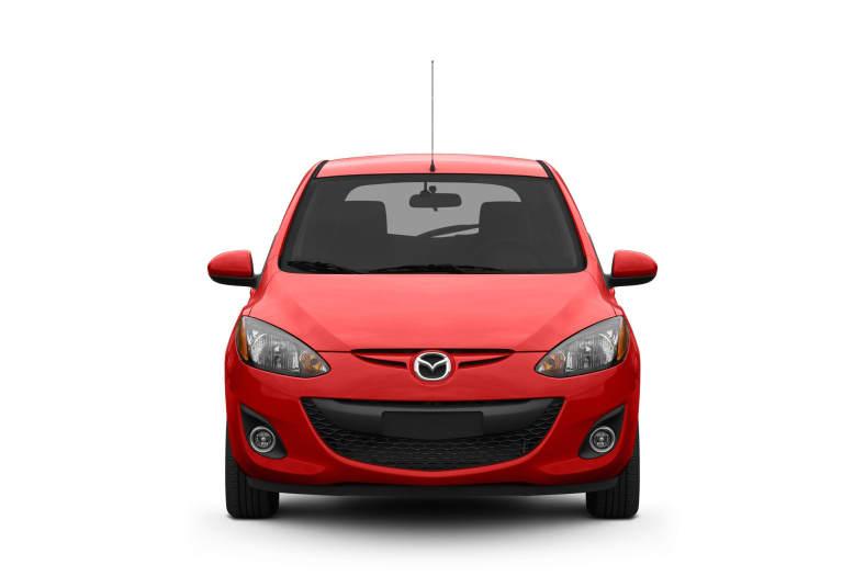 2011 Mazda Mazda2 Exterior Photo