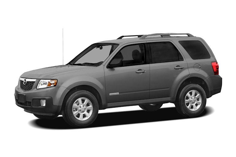 2011 Mazda Tribute Exterior Photo