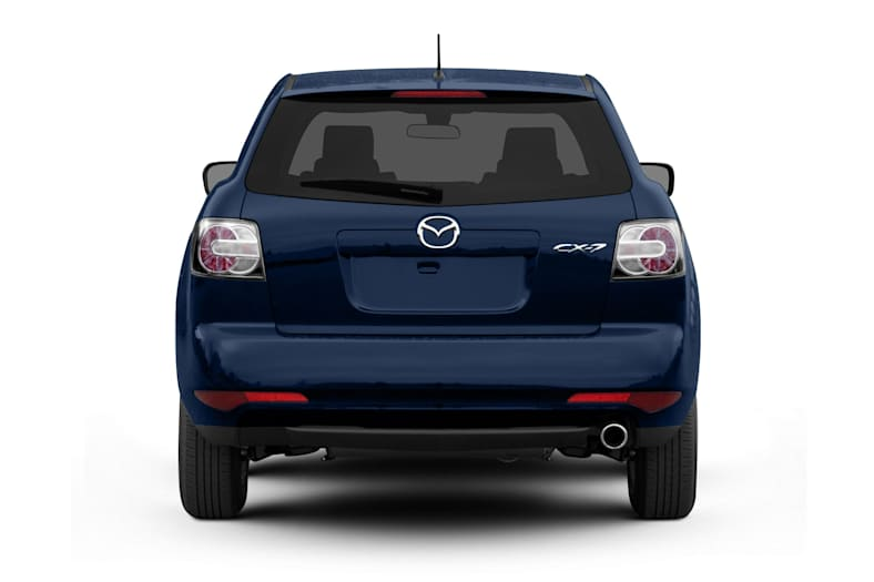 2011 Mazda CX-7 Exterior Photo
