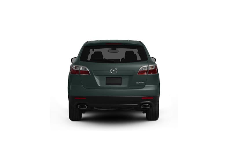 2011 Mazda CX-9 Exterior Photo