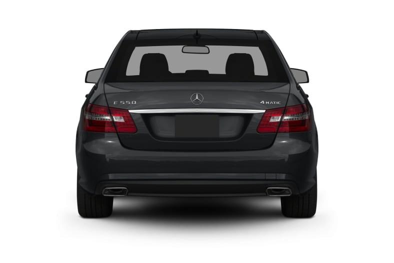 2011 Mercedes-Benz E-Class Exterior Photo