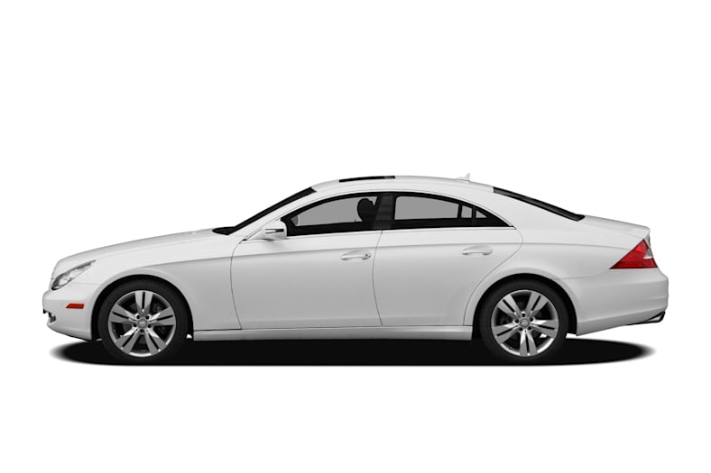 2011 Mercedes-Benz CLS-Class Exterior Photo
