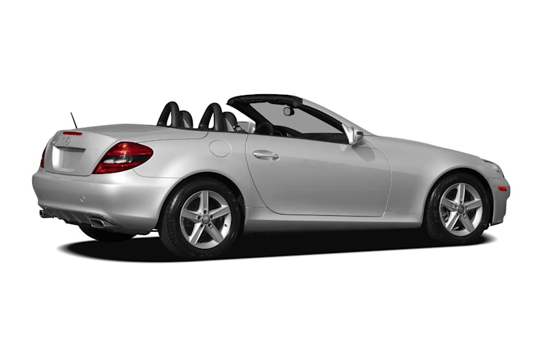 2011 Mercedes-Benz SLK-Class Exterior Photo
