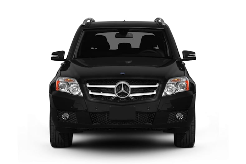 2011 Mercedes-Benz GLK-Class Exterior Photo
