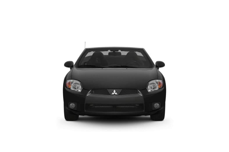 2011 Mitsubishi Eclipse Spyder Exterior Photo