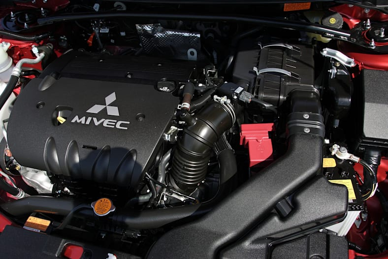 2011 Mitsubishi Lancer Exterior Photo