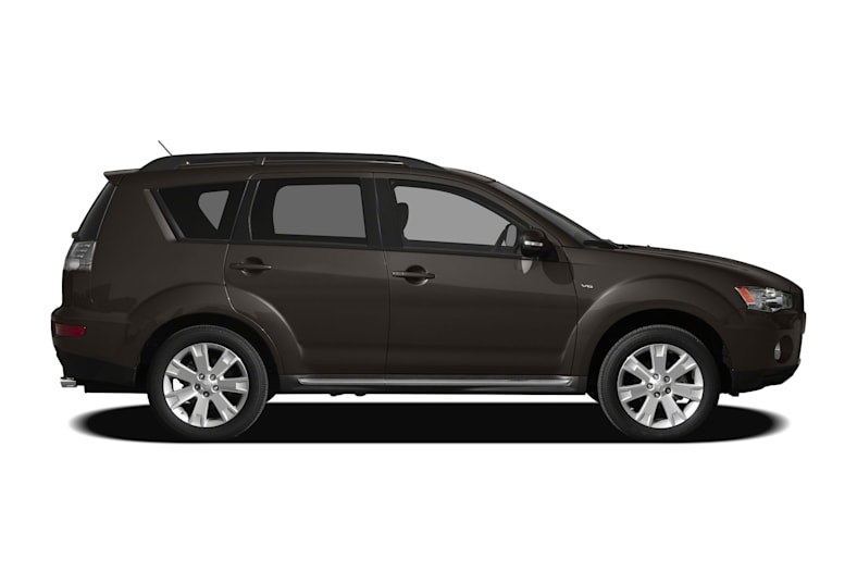 2011 Mitsubishi Outlander Exterior Photo