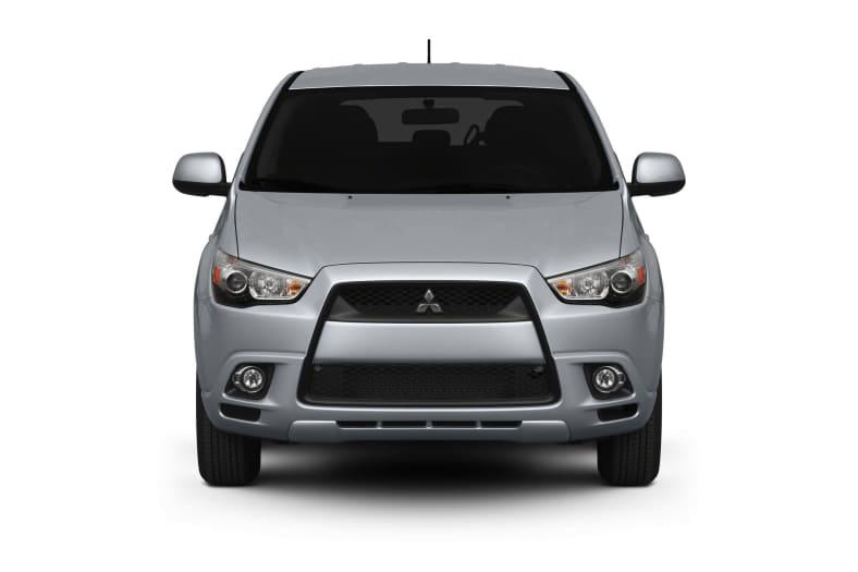 2011 Mitsubishi Outlander Sport Exterior Photo
