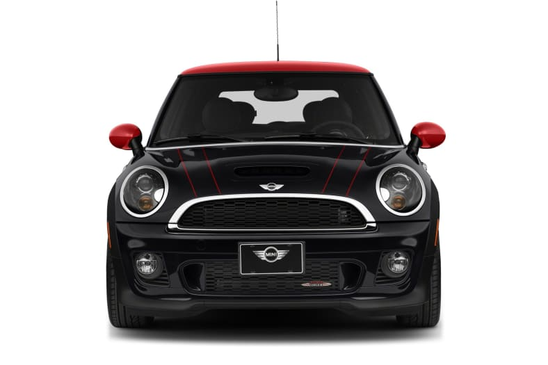 2011 MINI John Cooper Works Exterior Photo