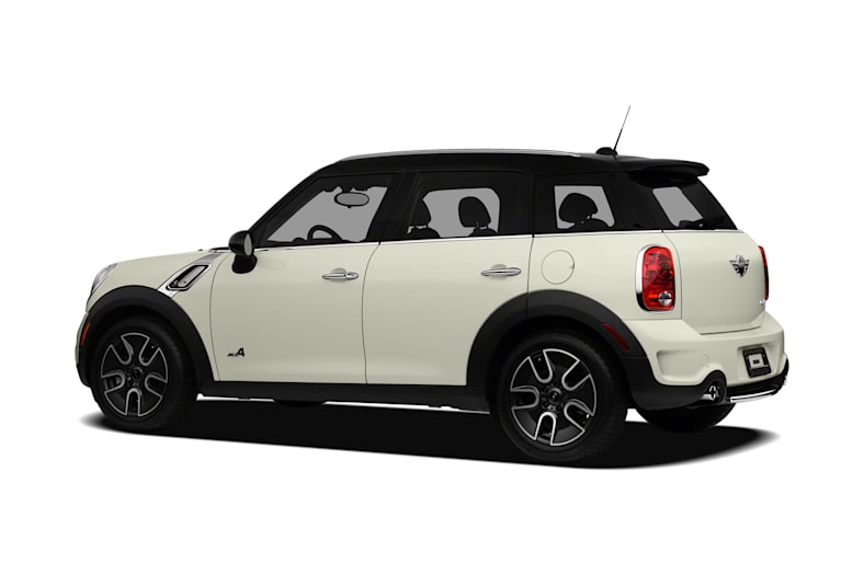2011 MINI Cooper S Countryman Exterior Photo