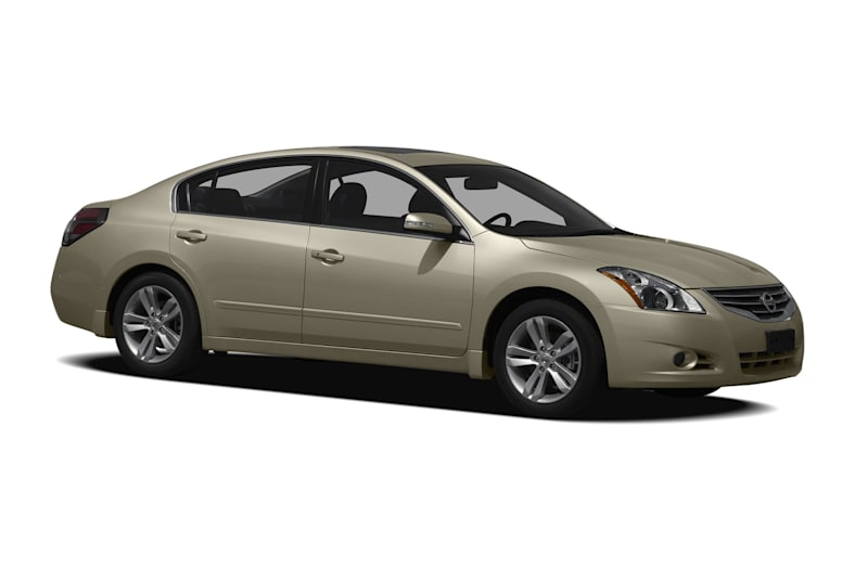 2011 Nissan Altima Exterior Photo
