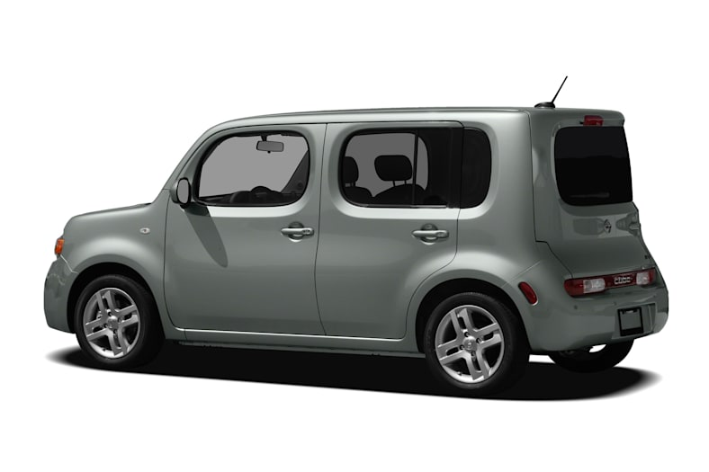 2011 Nissan Cube Exterior Photo