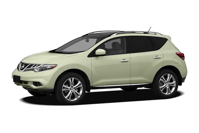 2011 Nissan Murano S 4dr All Wheel Drive Information