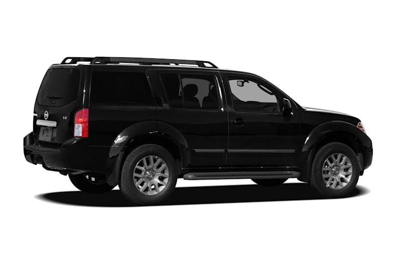 2011 Nissan Pathfinder Exterior Photo