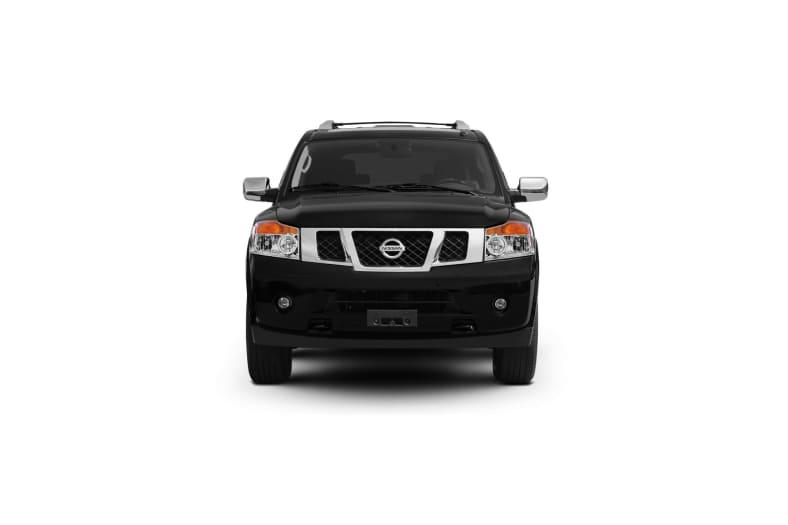2011 Nissan Armada Exterior Photo