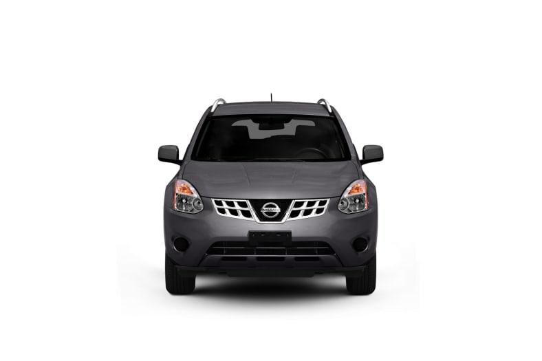 2011 Nissan Rogue Exterior Photo