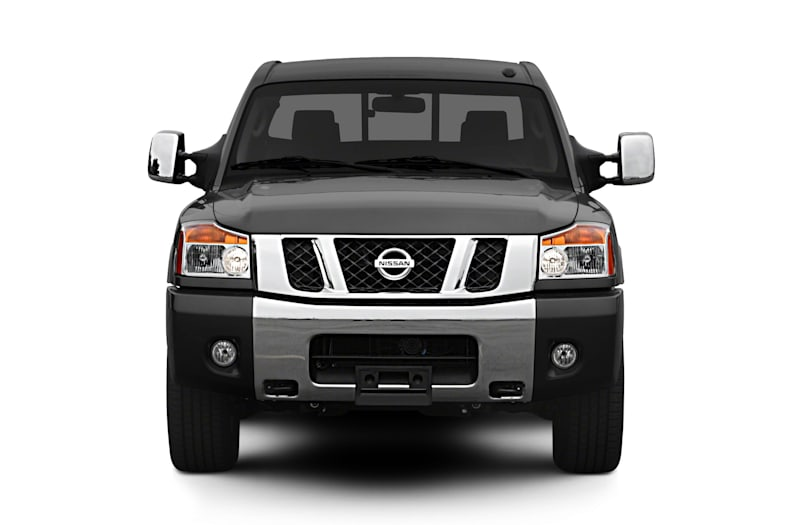 2011 Nissan Titan Exterior Photo