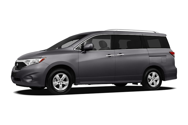 2011 Nissan Quest Exterior Photo