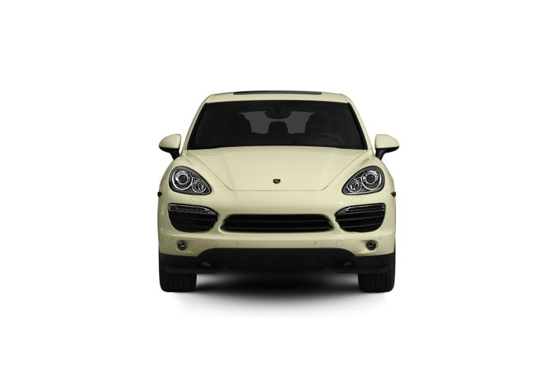 2011 Porsche Cayenne Exterior Photo