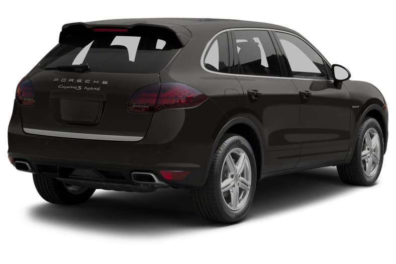 2011 Porsche Cayenne Hybrid Exterior Photo