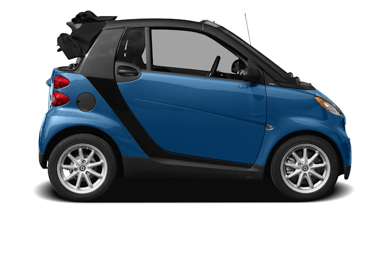 2011 smart fortwo Exterior Photo