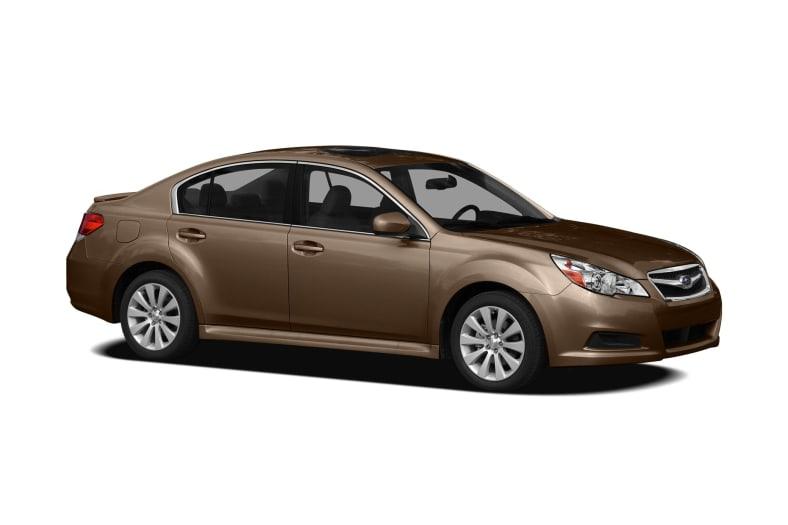2011 Subaru Legacy Exterior Photo