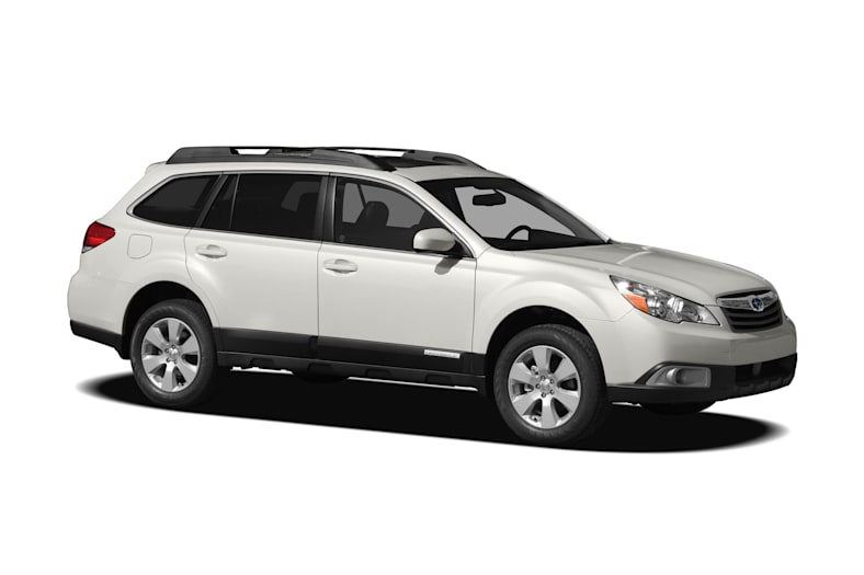 2011 Subaru Outback Exterior Photo