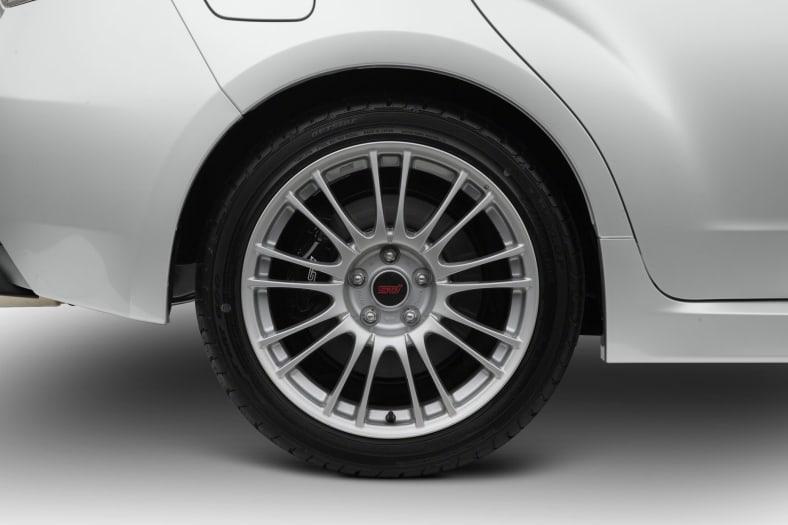 2011 Subaru Impreza WRX STi Exterior Photo