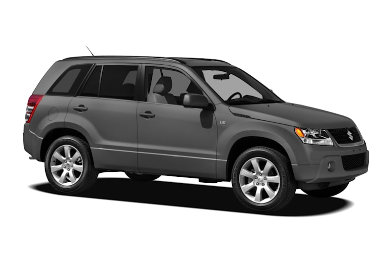 2011 Suzuki Grand Vitara Exterior Photo