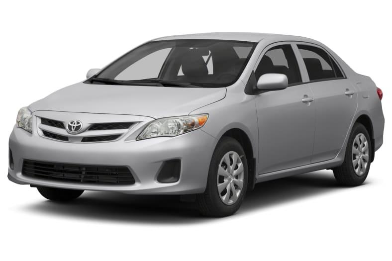 2011 Toyota Corolla Exterior Photo