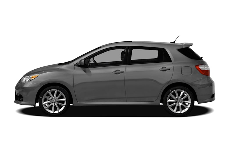 2011 Toyota Matrix Exterior Photo