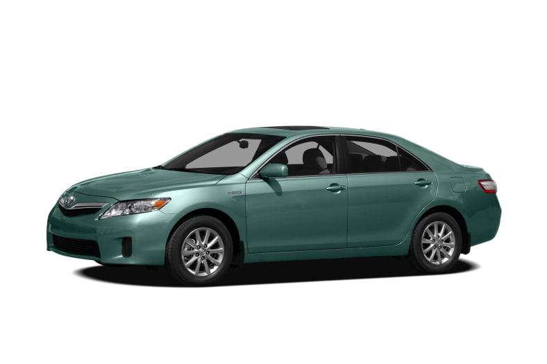 2011 Toyota Camry Hybrid Exterior Photo