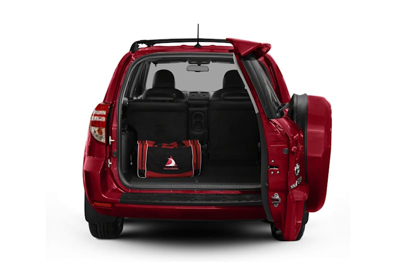 2011 Toyota RAV4 Exterior Photo