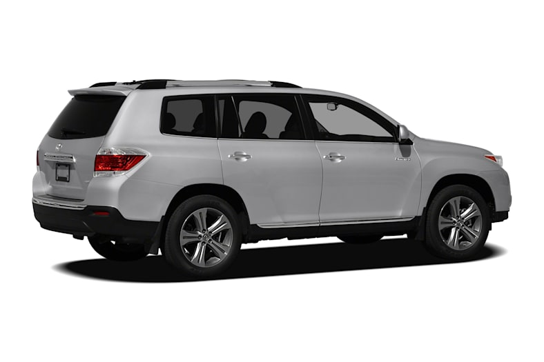 2011 Toyota Highlander Exterior Photo