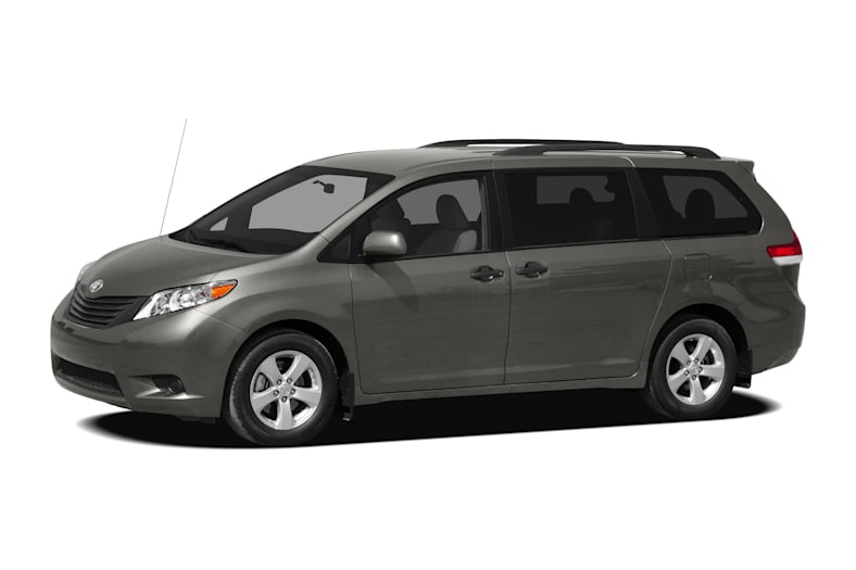 2011 Toyota Sienna Exterior Photo