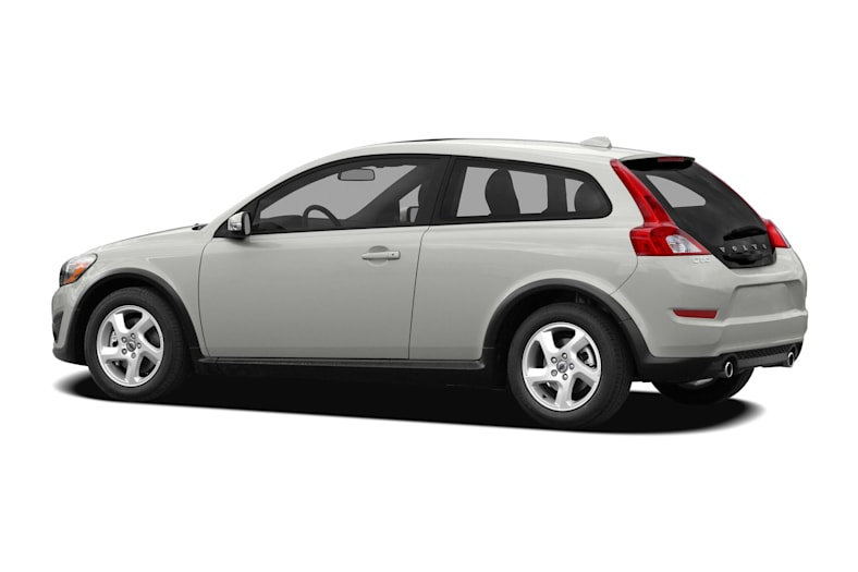 2011 Volvo C30 Exterior Photo