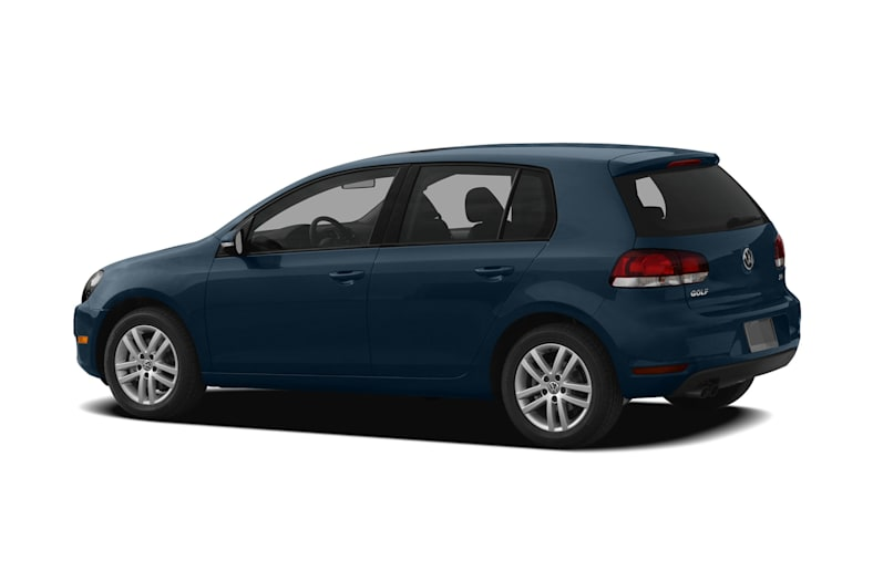 2011 Volkswagen Golf Exterior Photo