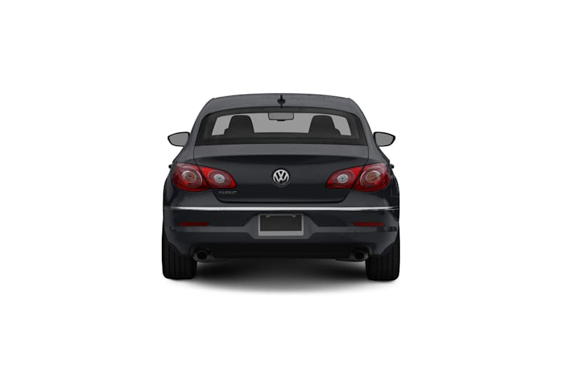 2011 Volkswagen CC Exterior Photo