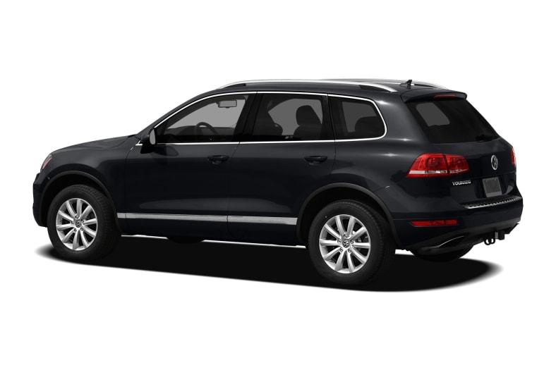 2011 Volkswagen Touareg Exterior Photo