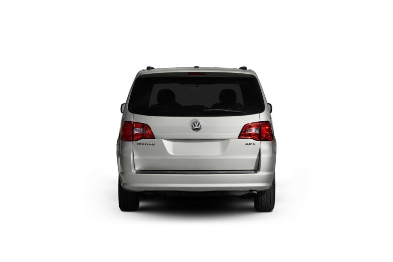 2011 Volkswagen Routan Exterior Photo
