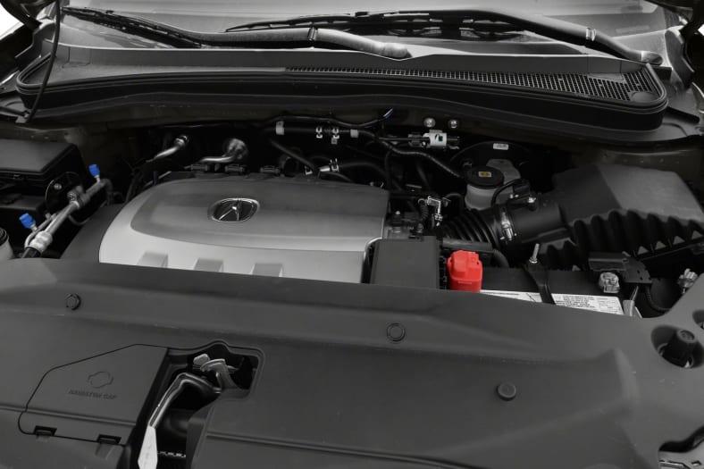 2012 Acura MDX Exterior Photo