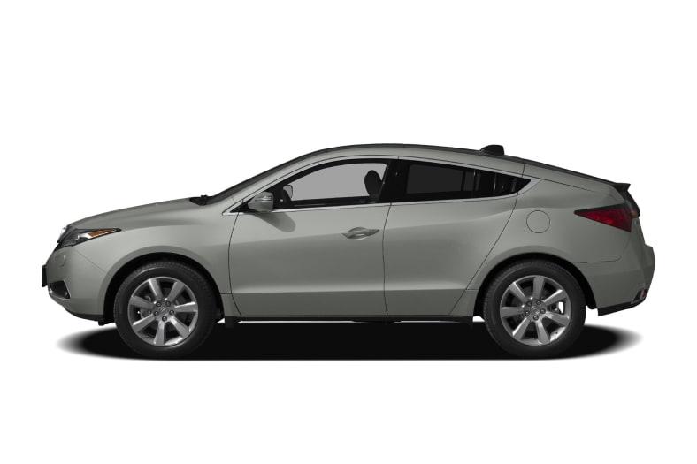 2012 Acura ZDX Exterior Photo