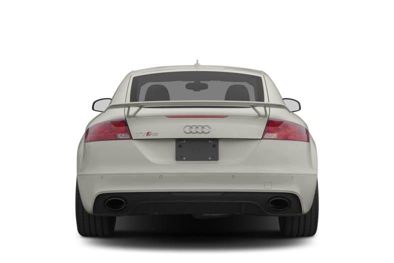 2012 Audi TT RS Exterior Photo