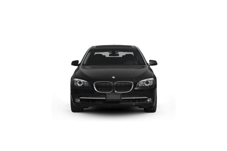 2012 BMW 750 Exterior Photo