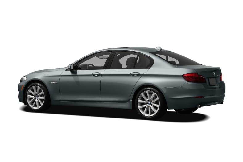 2012 BMW 528 Exterior Photo