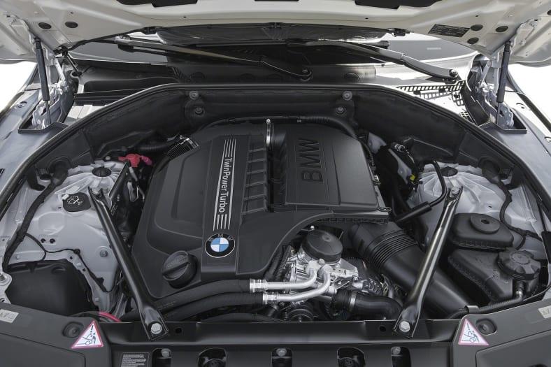 2012 BMW 535 Gran Turismo Exterior Photo
