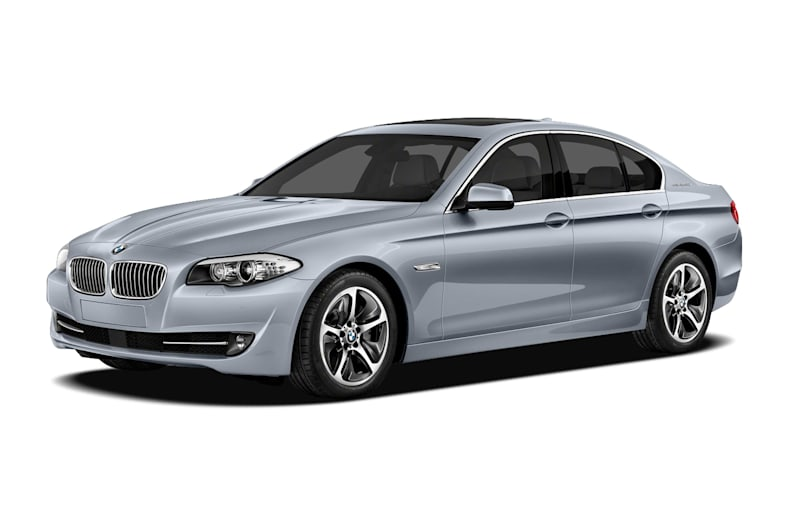 2012 BMW ActiveHybrid 5 Exterior Photo