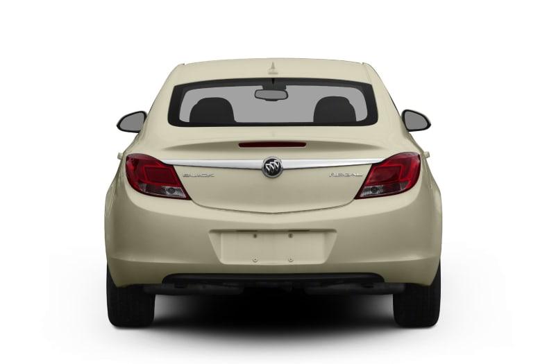 2012 Buick Regal Exterior Photo