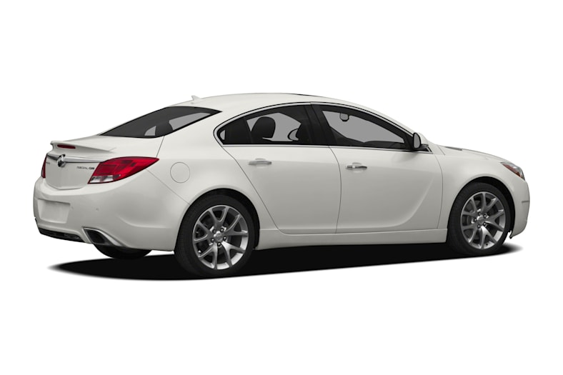 2012 Buick Regal Exterior Photo