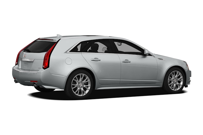 2012 Cadillac CTS Exterior Photo
